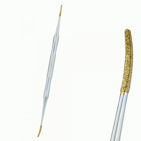 'SAPINA® Diamant-Eckenfeile 14 cm, doppelt'