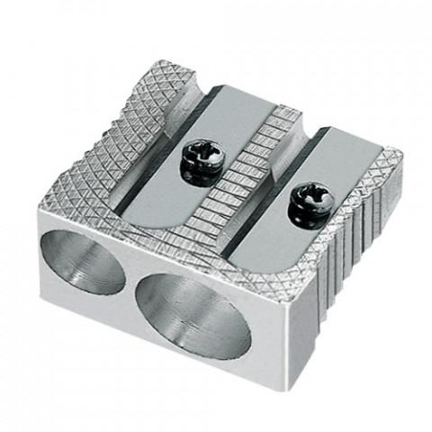 'Doppel-Anspitzer, Metall für 8 und 11 mm'