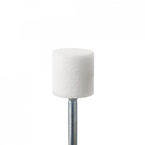 'Corundstein weiss, breit Ø 10,0 mm, Fig. 453'
