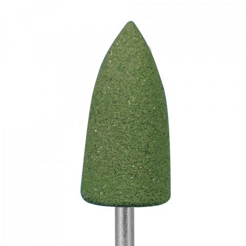 'Vor-Polierer grün Ø 10 mm, spitz'