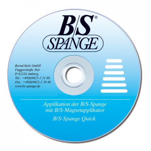 'B/S DVD-Schulung Quick / Classic / Magnet'