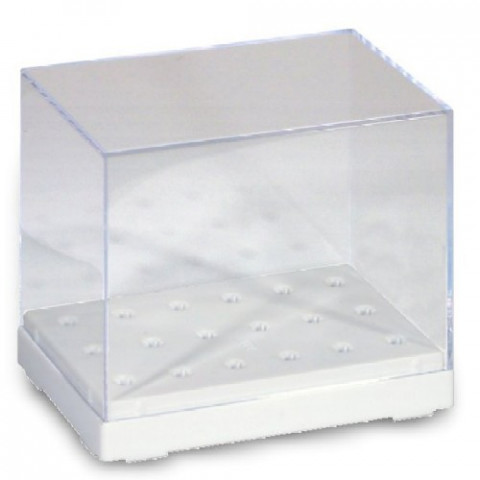 'Fräserbox, klarsichtig 84 x 56 x 71 mm'