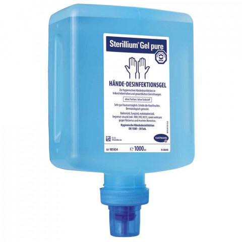 'Sterillium Gel Pure CleanSafe 1000 ml'