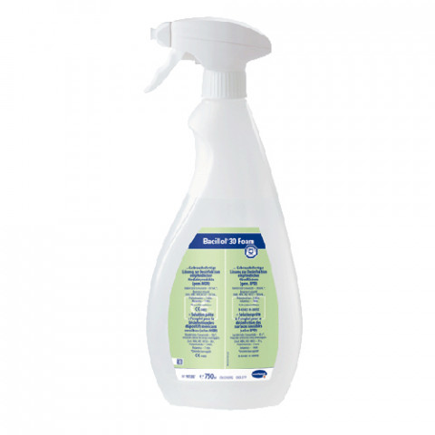 'Bacillol 30 Foam Flächen-Schnelldesinfektion, 750 ml'