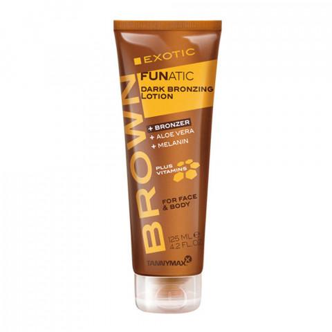 'Exotic Funatic Dark Bronzing Lotion 125 ml'