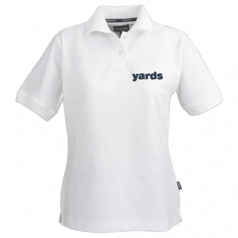 'Damen Polo-Shirt, Größe XS, YARDS'