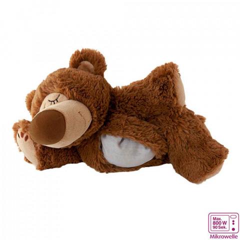 'Warmies Sleepy Bear braun'