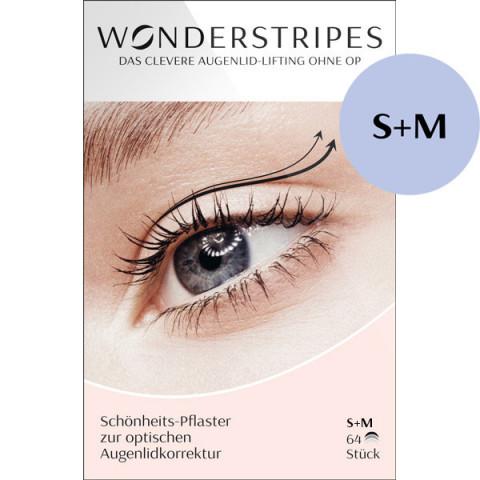 'Wonderstripes 64 Stück, Kombipackung S/M'