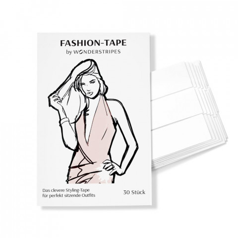 'Fashion-Tapes, 30 Stück, 18 x 86 mm'
