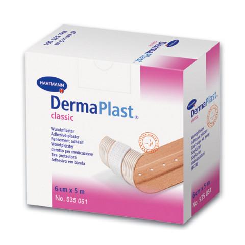 'DermaPlast classic 6 cm x 5 m'