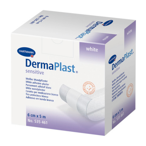'DermaPlast sensitive 6 cm x 5 m'