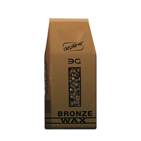 'Bronze Film Wachs, Perlen 500 g'