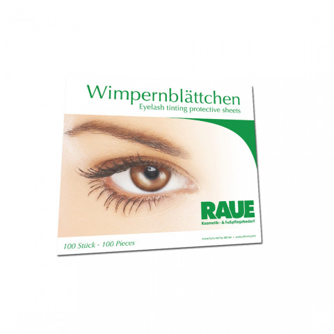 'RAUE Wimpernblättchen, supersoft 100 Stk.'