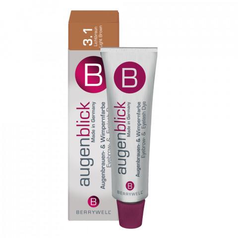 'Berrywell Wimpernfarbe 3.1, lichtbraun 15 ml'