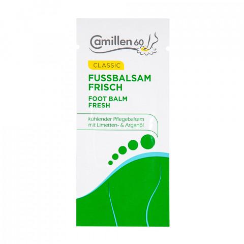 'FUSSBALSAM FRISCH 3 ml Proben-Sachet'