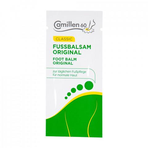 'FUSSBALSAM ORIGINAL 3 ml Proben-Sachet'
