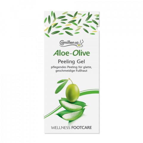 'PEELING GEL Aloe-Olive 3 ml-SACHET'