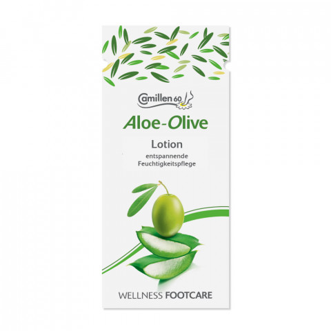 'LOTION Aloe-Olive 3 ml-SACHET'
