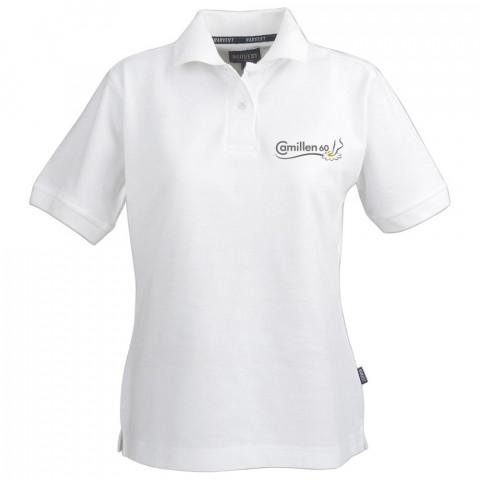 'Damen Polo-Shirt, Größe M, Camillen 60'