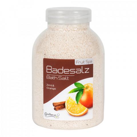 'BADESALZ ZIMT & ORANGE 1350 g'