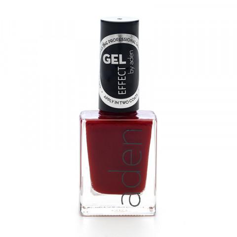 'ADEN Gel-Effekt 11 ml, Ruby Red 10'