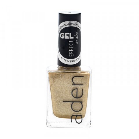 'ADEN Gel-Effekt 11 ml, Gold 18'