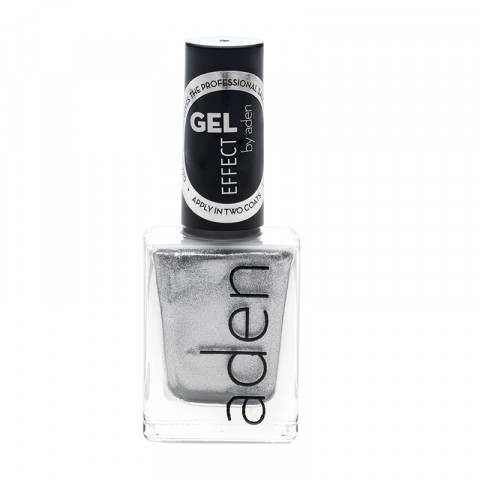 'ADEN Gel-Effekt 11 ml, Silber 19'