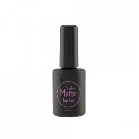 'ADEN Brush-On Matte Top Coat - 10 ml'