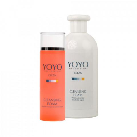 'YOYO CLEANSING FOAM'