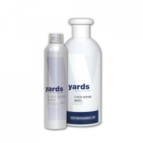 'yards FOOT REPAIR BATH OIL'