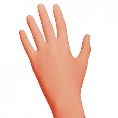 'Nitril PEACH Handschuhe, 100 Stück'