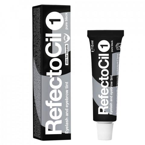 'RefectoCil Farbe 1 tiefschwarz 15 ml'
