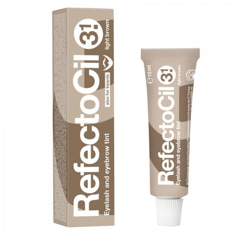 'RefectoCil Farbe 3.1 lichtbraun 15 ml'