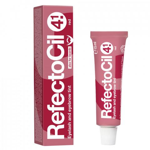 'RefectoCil Farbe 4.1 rot 15 ml'