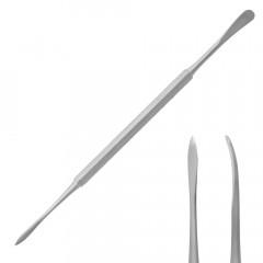 Doppelinstrument, rostfrei, 16 cm