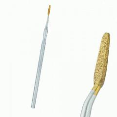 SAPINA® Diamant-Eckenfeile 14 cm, gewinkelt