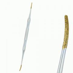 SAPINA® Diamant-Eckenfeile 14 cm, doppelt