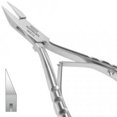 PEDICE Eckenzange 10,5 cm mit spitzer Schneide