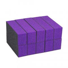 Sanding Block lila - Körnung 60/100/100 (10 Stück)