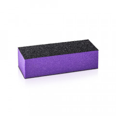 Sanding Block lila - Körnung 60/100/100