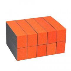 Sanding Block orange - Körnung 100/180/180 (10 Stück)