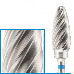 Hartmetallfräser 251 DG, Ø 6,0mm, Doppelverzahnt
