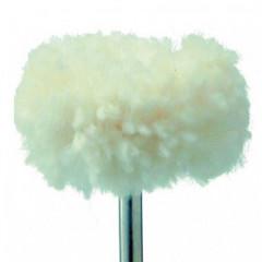 Nagelpolierschwabbel aus Baumwolle