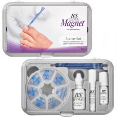 B/S Spangen Starter-Set Magnet, 40 Spangen, Zubehör