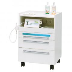 Praxisschrank 60 mit UV-Fach und Steckdosenleiste