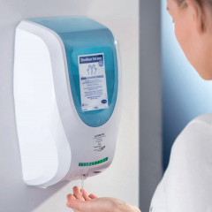 Spender CleanSafe Touchless
