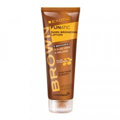 Exotic Funatic Dark Bronzing Lotion 125 ml