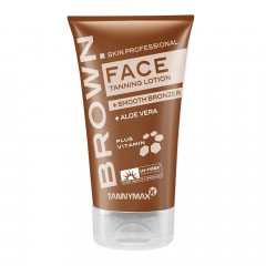 BROWN Face Tanning Lotion & Smooth Bronzer 50 ml