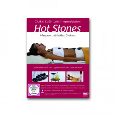 Hot Stones Lehrfilm DVD, 60 Min.