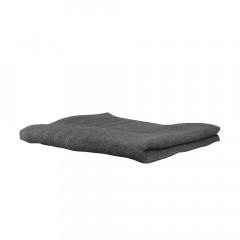 Frottee-Handtuch 50x100 cm, dunkelgrau